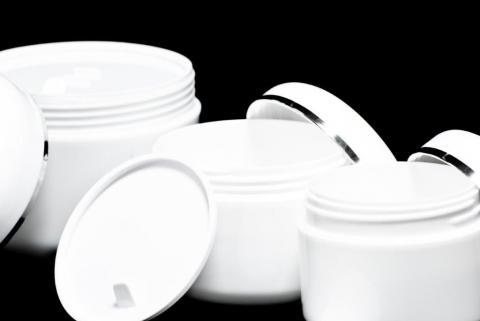 Atenea3 - Tarros blancos de polipropileno (PP) para cosmetica con tapa de rosca ideal para cremas faciales y productos de belleza