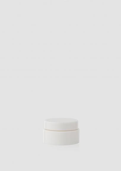 """Envase cosmético """"Eco-Friendly"""" 15ml. Ref: JAL015100 Tarro calidad PLA 100% Biodegradable blanco"""