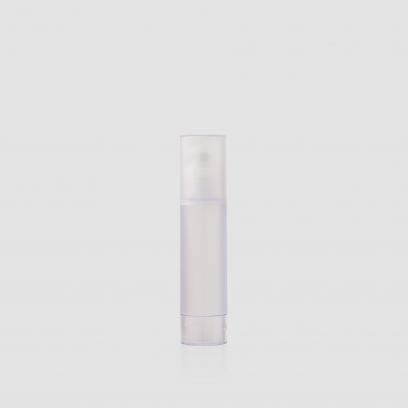 Envase cosmético Moon 50 ml. Ref AIP050100 Airless calidad ABS con bomba Translúcido
